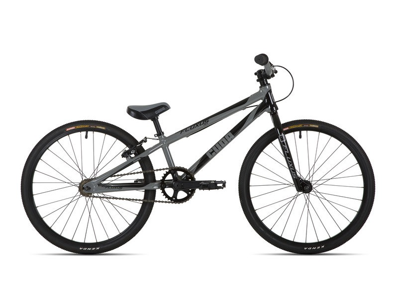 "Cuda Fluxus Mini 20"" Grey/Black click to zoom image"
