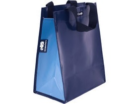 Clarijs Single inner sleeve shopping bag to fit Clarijs pannier, blue
