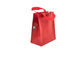 Clarijs Single inner sleeve shopping bag to fit Clarijs pannier, red