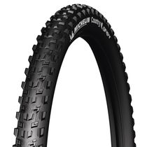 "Michelin Country Grip'R Tyre 26"" x 2.10 Black (54-599)"