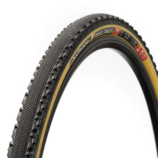 Challenge GRAVEL GRINDER-PRO-HCL-Tan-260tpi-700x33 click to zoom image
