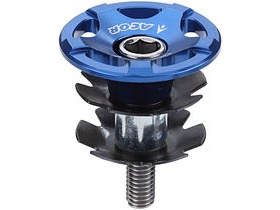 "Acor 1.1/8"" Star Washer, Bolt & CNC Top Cap"