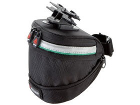 Acor Q/R Expandable Saddle Bag Small