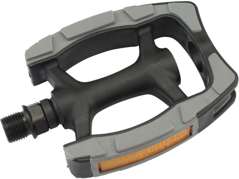 Acor Anti-Slip Composite City/Comfort Pedals click to zoom image