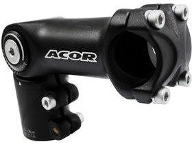 "Acor 1.1/8"" Adjustable High Fit Ahead Stem 25.4mm bars"