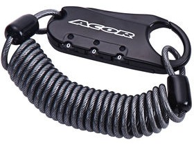 Acor 3-Digit Combination Mini Cable Lock