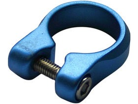 Acor Bolt Seat Post Clamp 28.6mm