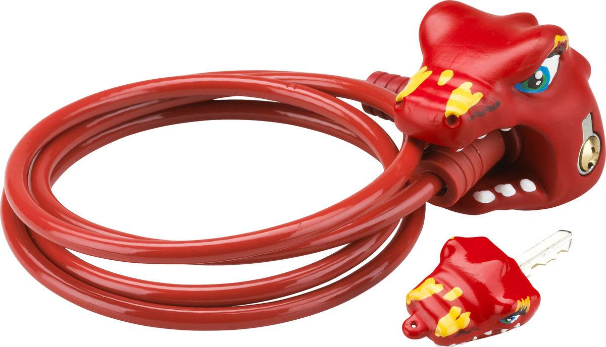 Crazy Unisex Children Safety Bike Cable Lock