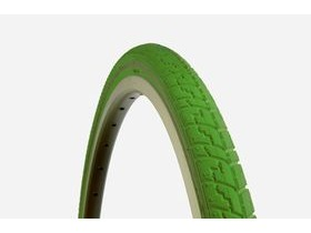 Dutch Perfect SRI 27 700c Reflex Tyre: Green 38mm