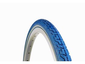 Dutch Perfect SRI 27 700c Reflex Tyre: Blue 38mm