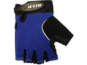 Iceni Cycling Mitts Blue Large