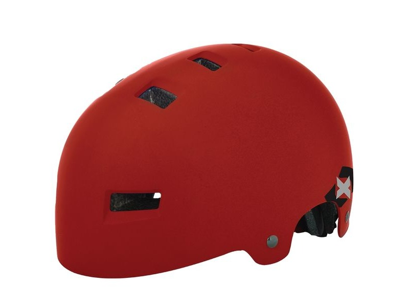 Oxford Urban Helmet Red click to zoom image
