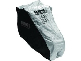 Oxford Aquatex Outdoor Bike Cover 2 Bikes