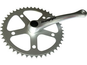 Stronglight 55 Series Single Chainset