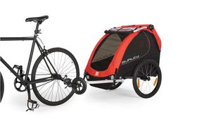 Burley Honeybee Bike Trailer