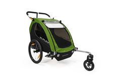 Burley Encore Treetop Green Bike Trailer