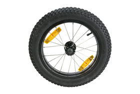 "Burley Burley 16"" + Rugged Wheel Kit"