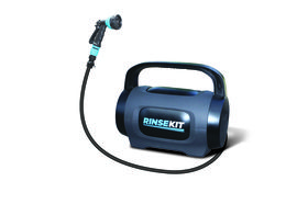 RinseKit Pod Portable Pressure Washer