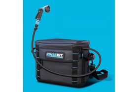 RinseKit Lux Portable Pressure Washer