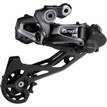 Shimano GRX RD-RX815 GRX Di2, 11-speed rear derailleur, Shadow+, for double