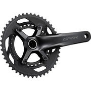 Shimano GRX FC-RX600 GRX chainset 46 / 30, double, 11-speed, 2 piece design, 175 mm