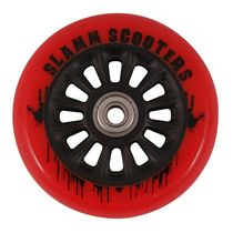 Stateside NY-Core Wheels Red 100mm