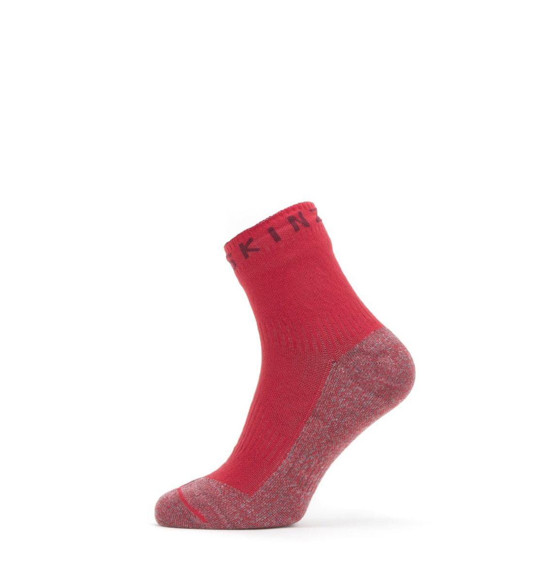 Sealskinz Waterproof Soft Touch Mid Length Socks