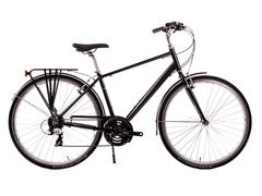 "Raleigh Pioneer 2 Crossbar 21"" Black  click to zoom image"