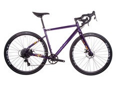 Raleigh Mustang Elite 55cm Purple  click to zoom image