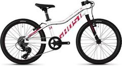 Ghost Lanao 1.0 Kids Bike  White/Pink  click to zoom image