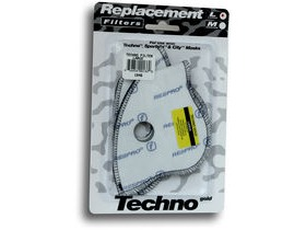 Respro Techno Filters X-Large - Pack Of 2