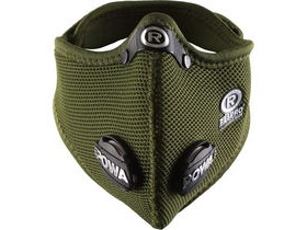 Respro Ultralight Green Anti Pollution Mask
