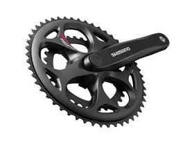Shimano Fc-A070 Square Taper Double Chainset 7-/8-Speed 50 / 34T 170 Mm