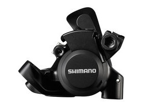 Shimano BR-RS305 flat mount calliper, without rotor or adapter, for 140/160 mm, front