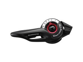 Shimano SL-TZ500 SIS thumb shifter, 6-speed, right hand