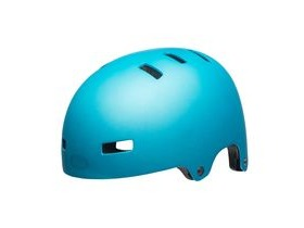 Bell Span Youth Helmet 2019: Matte Bright Blue