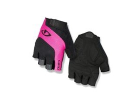 Giro Tessa Gel Women's Road Cycling Glove Black/Pink