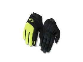 Giro Bravo Gel Lf Road Cycling Glove Highlight Yellow