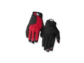 Giro Remedy X2 MTB Cycling Gloves Dark Red/Black/Grey