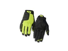 Giro Remedy X2 MTB Cycling Gloves Lime/Black
