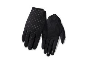 Giro La Dnd Women's MTB Cycling Gloves Black Dots