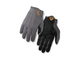 Giro D'wool MTB/Gravel Cycling Gloves Titanium