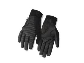 Giro Blaze 2.0 Glove Water Resistant Windbloc Cycling Gloves Black