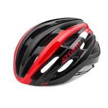 Giro Foray Road Helmet Bright Red/Black