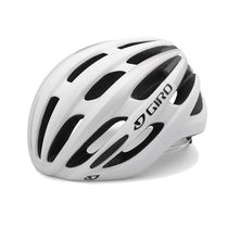 Giro Foray Road Helmet Matt White/Silver