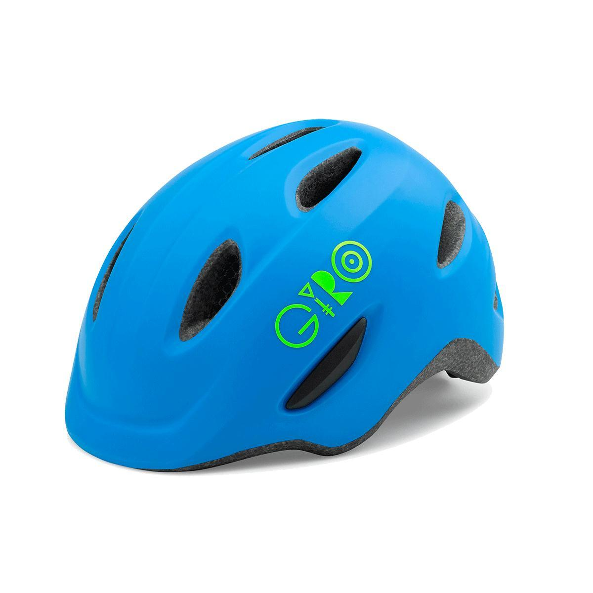 Fit System Helmet Giro Scamp Youth//Junior Roc Loc Jr