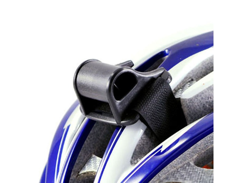 Light and Motion Seca / Stella / Vega helmet mount click to zoom image