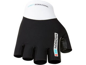 Madison Road Race Mens Mitts Black Small