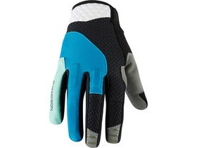 Madison Zena women's gloves, caribbean blue / sea green