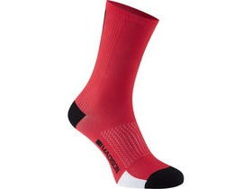 Madison RoadRace Premio extra long sock, chilli red